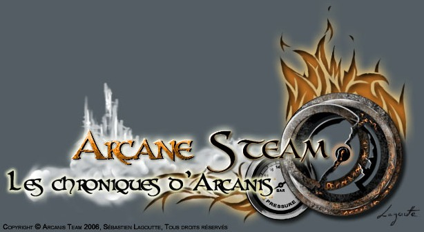 Logo Arcane-steam